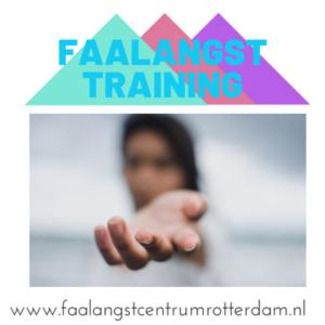 Faalangsttraining